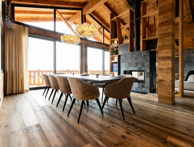 CRANS-MONTANA | Chalet GRIZZLY